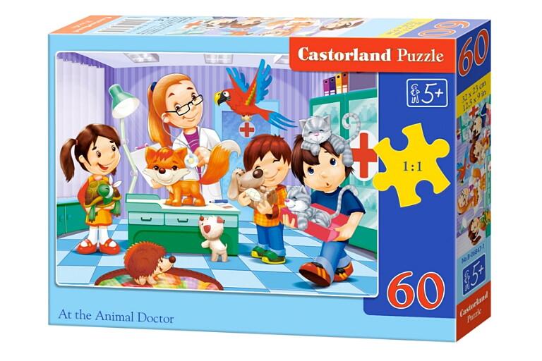 Пазлы Castorland 60  06847