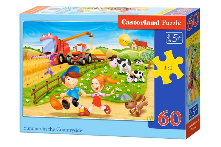 Пазлы Castorland 60  06878