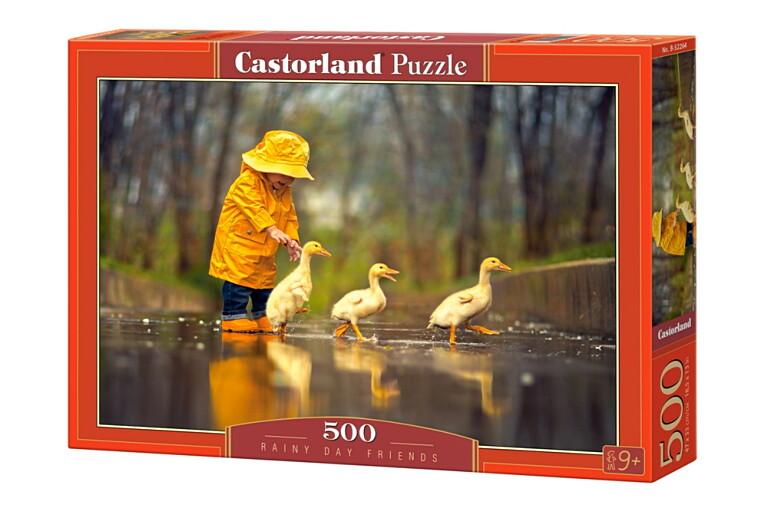 Пазлы Castorland 500  52264