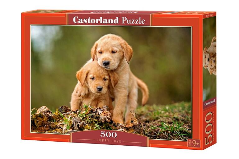 Пазлы Castorland 500  52271