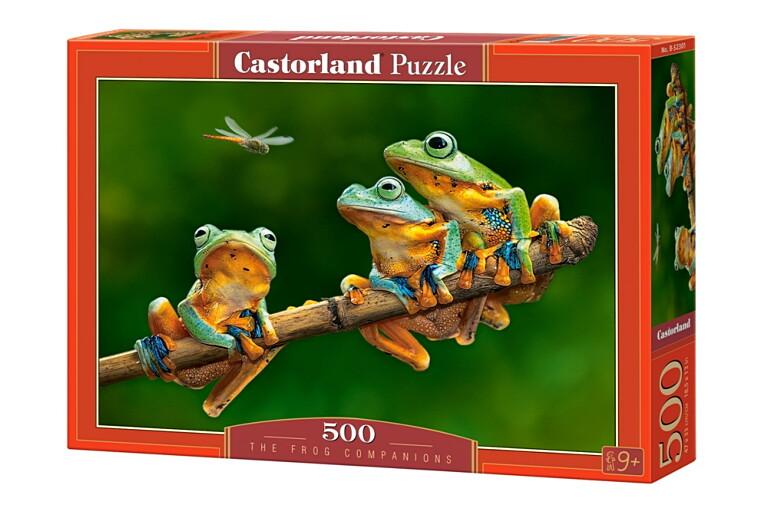 Пазлы Castorland 500  52301