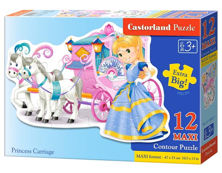 Пазлы Castorland 12maxi В-120017