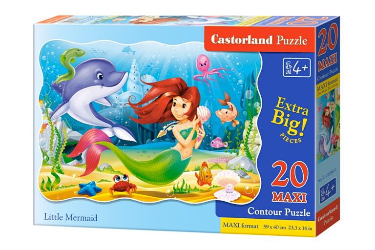 Пазлы Castorland 20maxi С-02290
