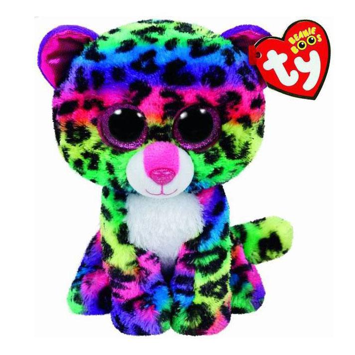 37189 Леопард Dotty, 15 см