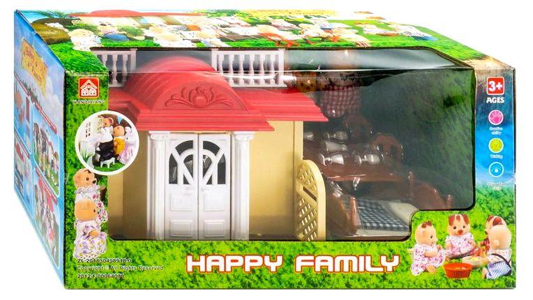 """Счастливая семья """"мебель"""" 012-04"""