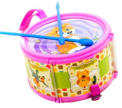 Детская игрушка барабан малекнький 1-003