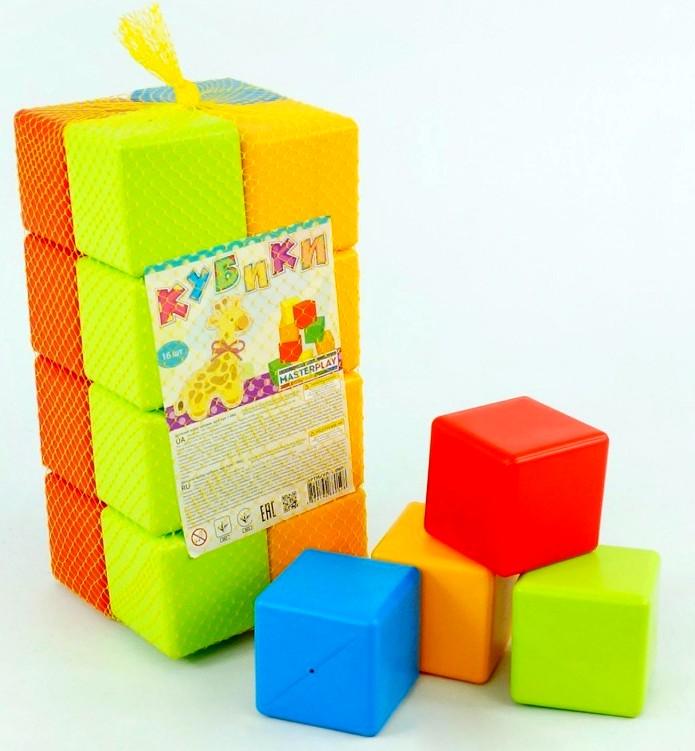 Детский набор кубики 1-060
