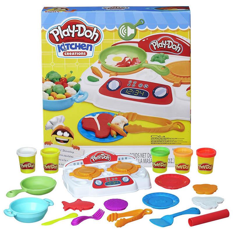 """Play-Doh B9014 Игровой набор """"Кухонная плита"""""""