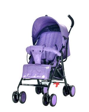 Коляска трость Everflo Travel purple E-850