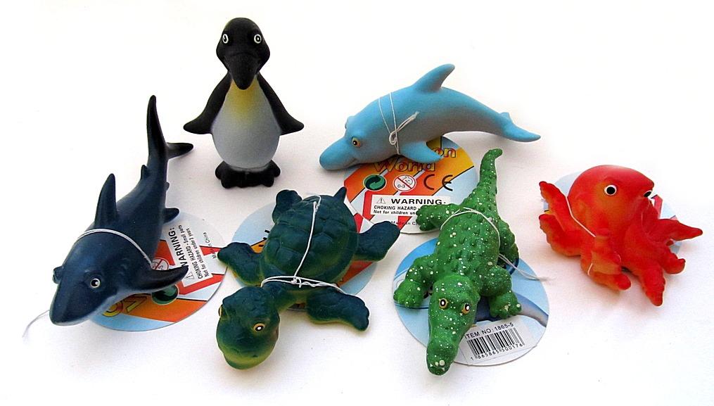 Морские животные  1865-5