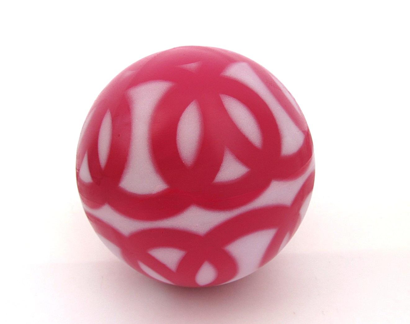 Мяч д. 150мм лакир.с32ЛП (сетка)