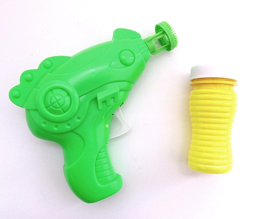 Пистолет с мыльными пузырями /278-235