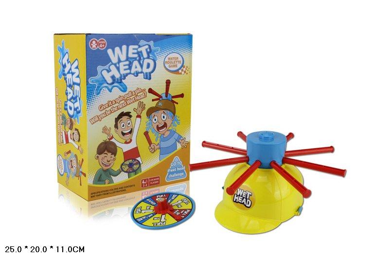Игра Каска с водой 066
