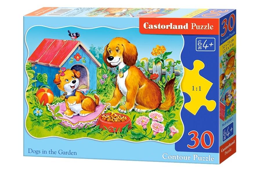 Пазлы Castorland 30  03549