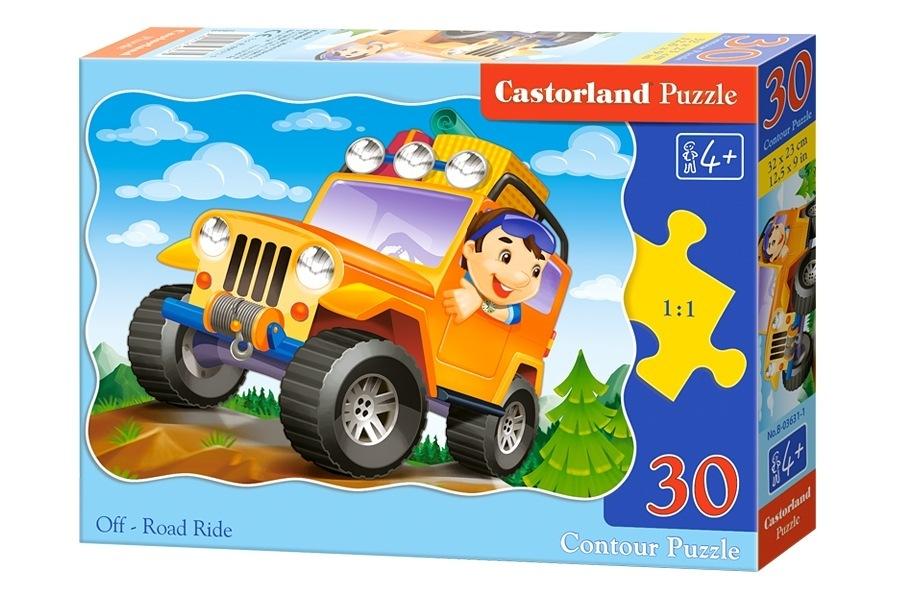 Пазлы Castorland 30 03631