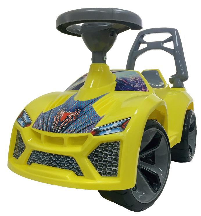Машинка ЛАМБО спелый лимон 021