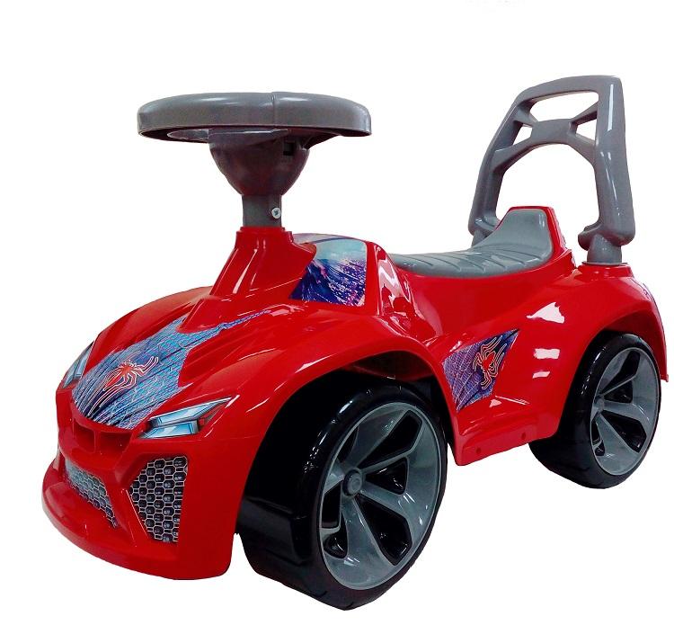 Машинка ЛАМБО сочный томат 021к