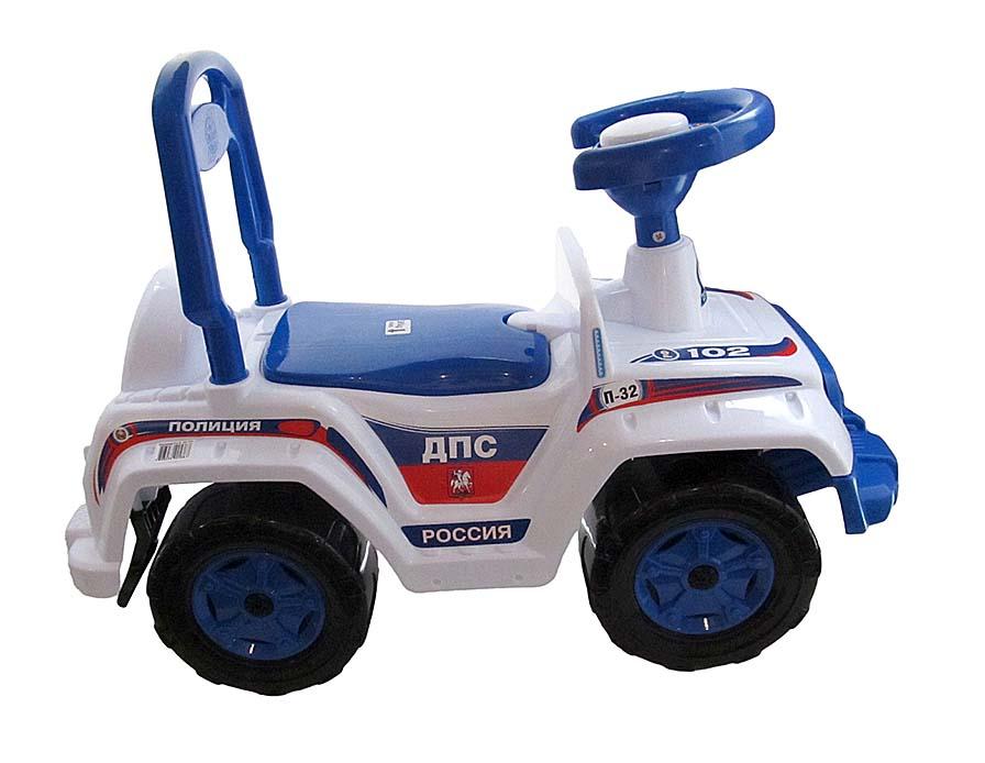 Машинка 549 4х4 Супер Сафари Полицейский