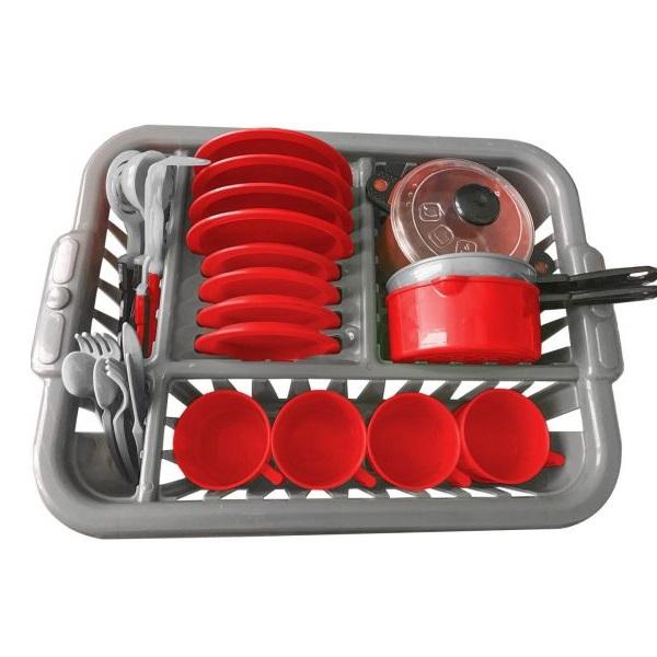 """Набор посуды 103 """"Iriska 5""""- 34 предмета"""