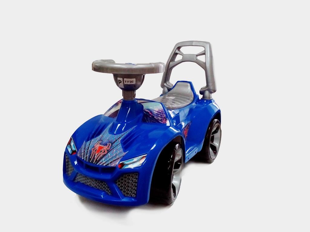 Машинка 021ЛАМБО BLUE SKY музыкальный руль
