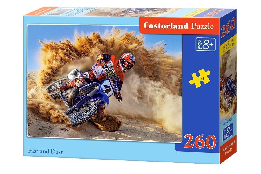 Пазлы Castorland 260  27460