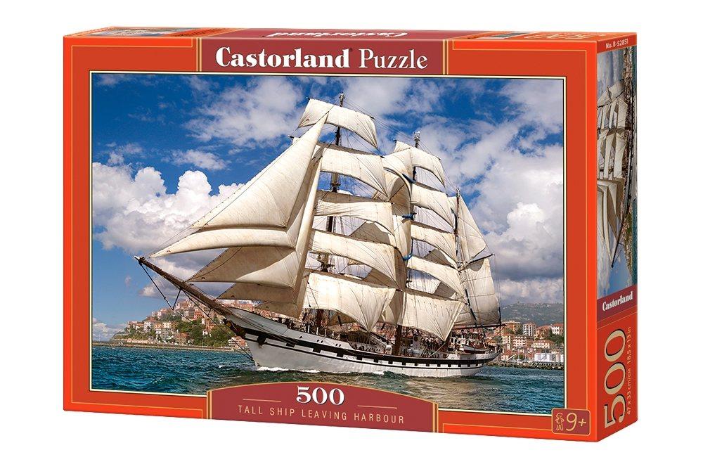 Пазлы Castorland 500 52851