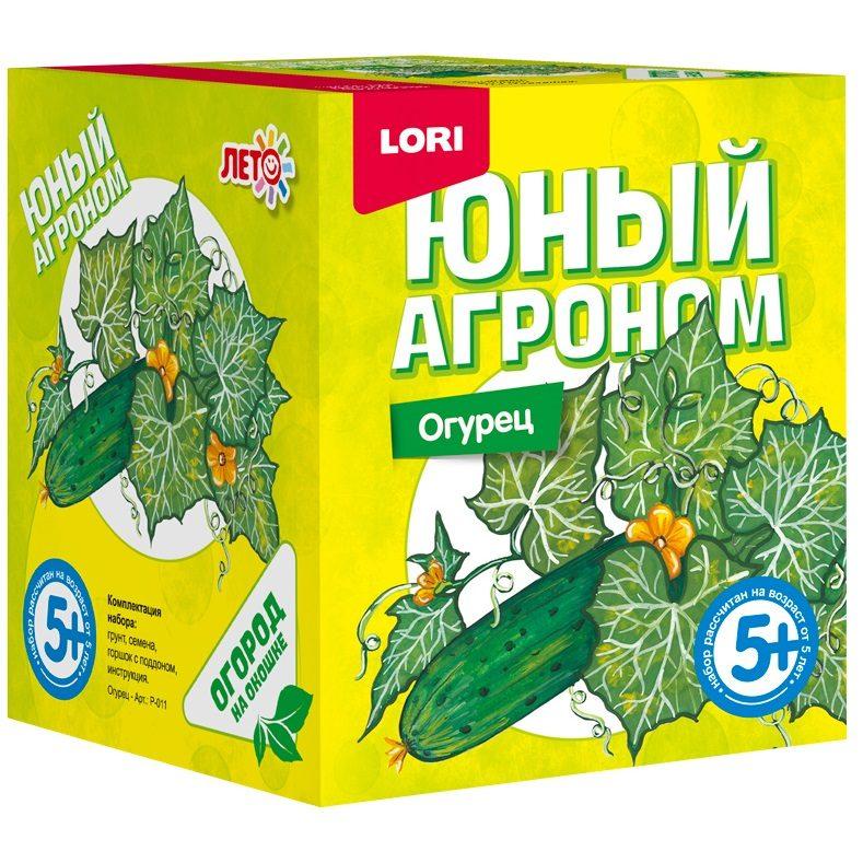 """Юный агроном """"Огурец""""Р-011"""