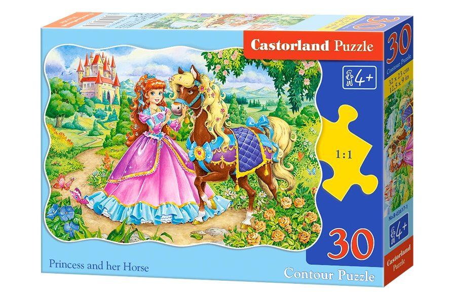 Пазлы Castorland 30 03617