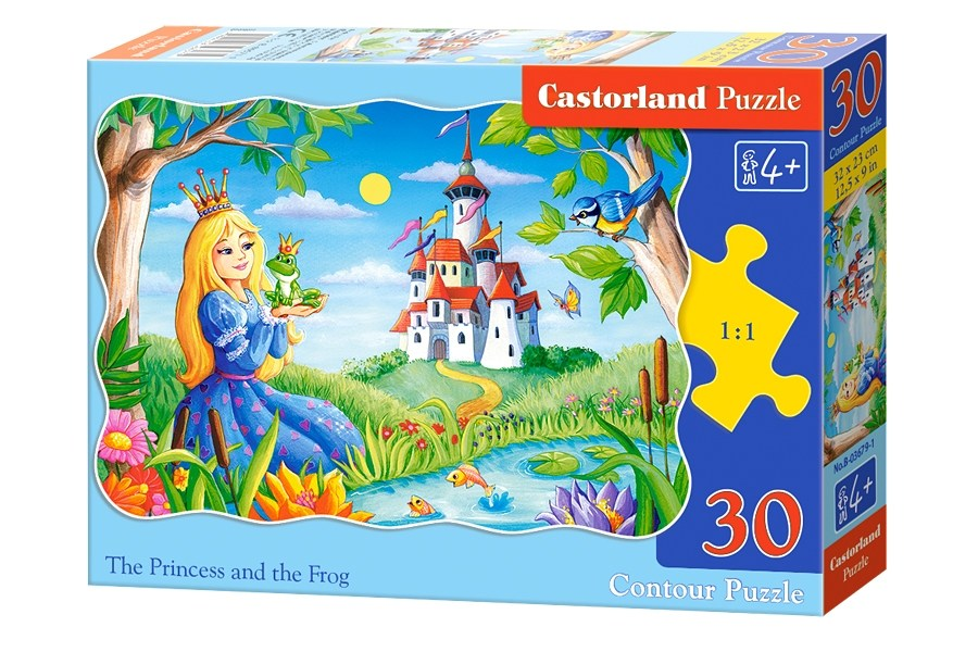 Пазлы Castorland 30  03679