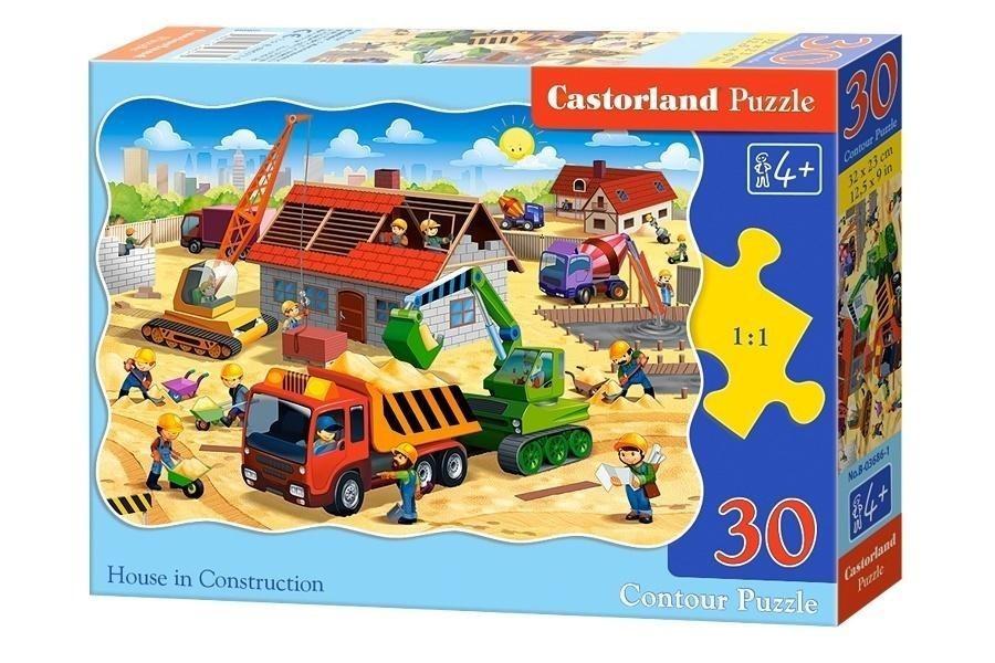 Пазлы Castorland 30  03686
