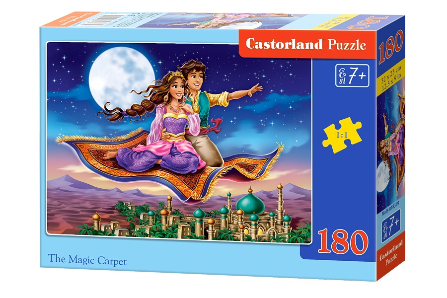 Пазлы Castorland 180 -018369