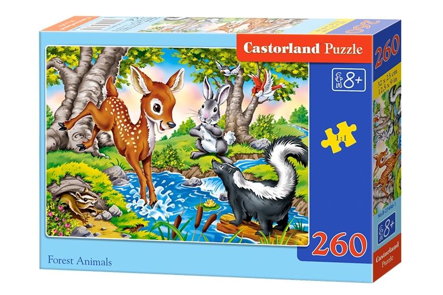 Пазлы Castorland 260  27446