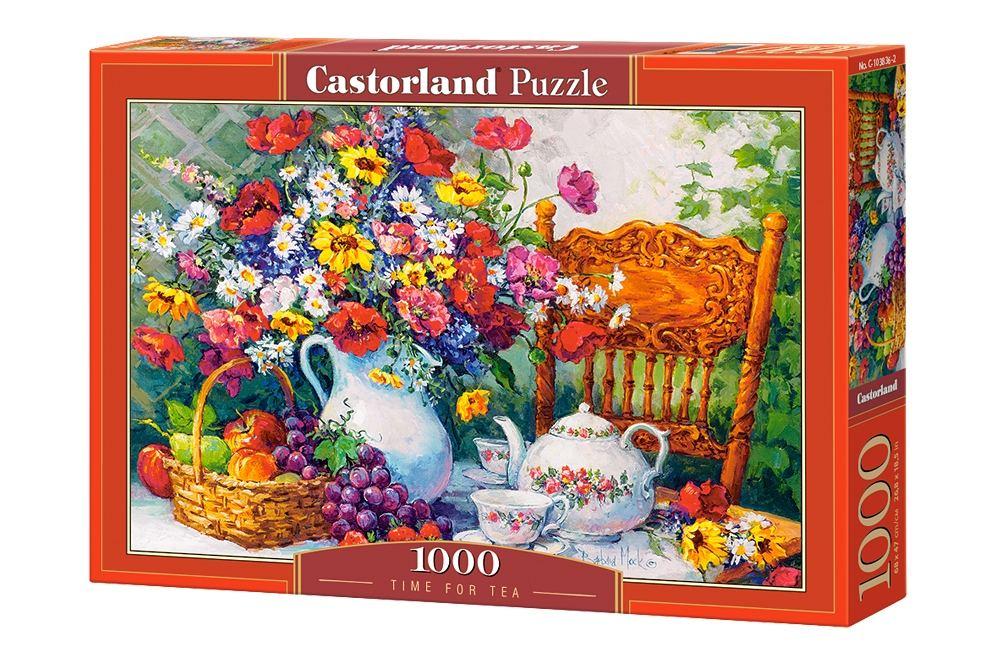 Пазлы Castorland 1000  103836