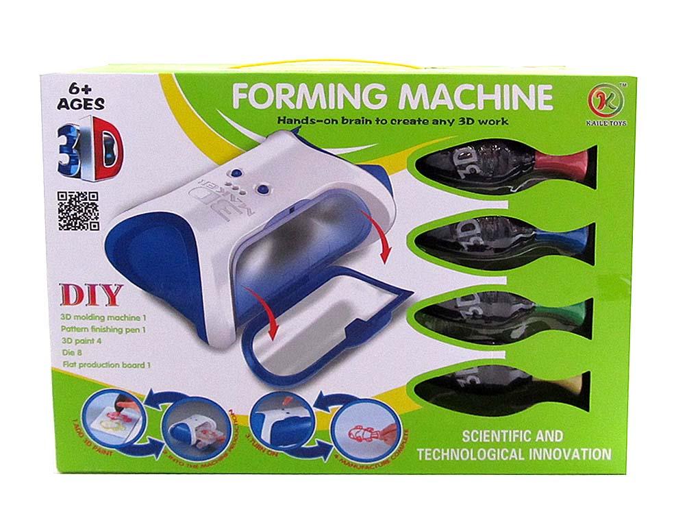 3D- принтер. Набор для творчесва KL6899