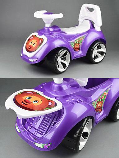 Машинка PAW VIOLET 758 Фиолет
