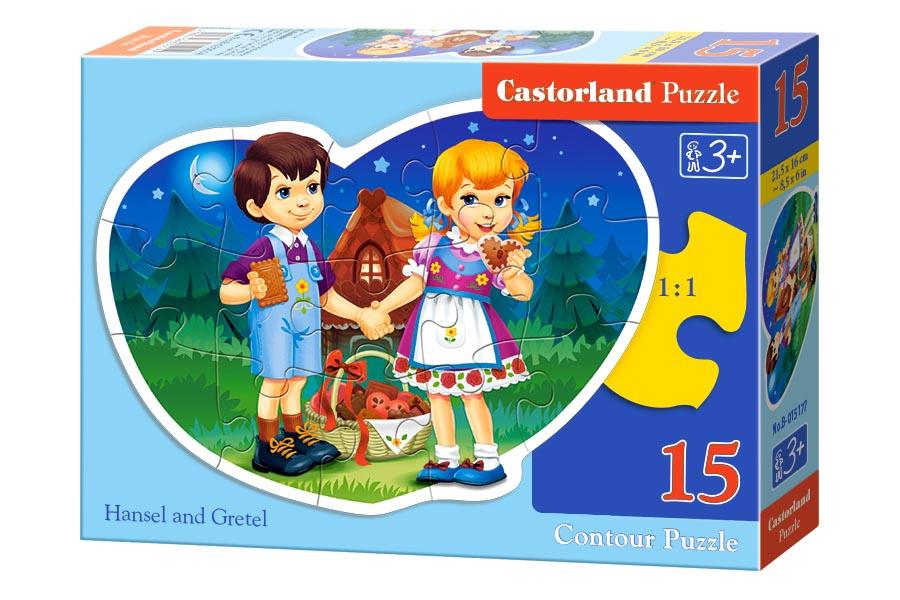 Пазлы Castorland 15 015177