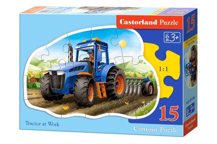 Пазлы Castorland 15 015184