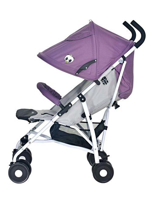 Коляска трость Everflo Ete Tibet purple-grey