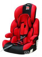 Автокресло детское 9-36 кг. Little Car Brave Isofix красный 129368