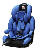 Автокресло детское 9-36 кг. Little Car Brave Isofix синий 129376