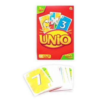 Настольная игра.  УНИО (UNIO) (Арт. ИН-6337)