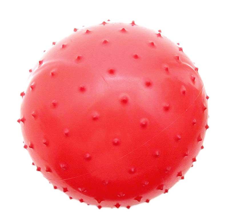 Мяч ёжик 1352-10 (D 30)