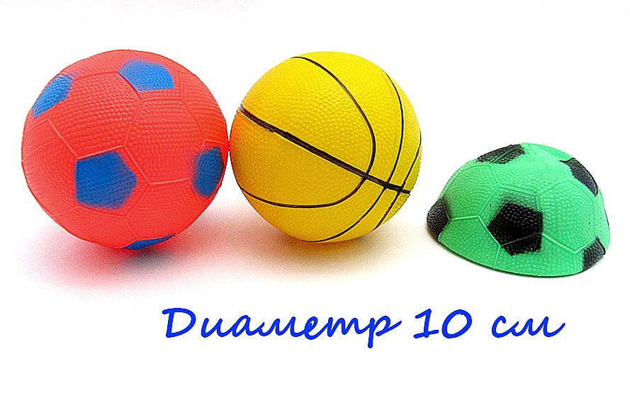 Мяч резина 1352-25