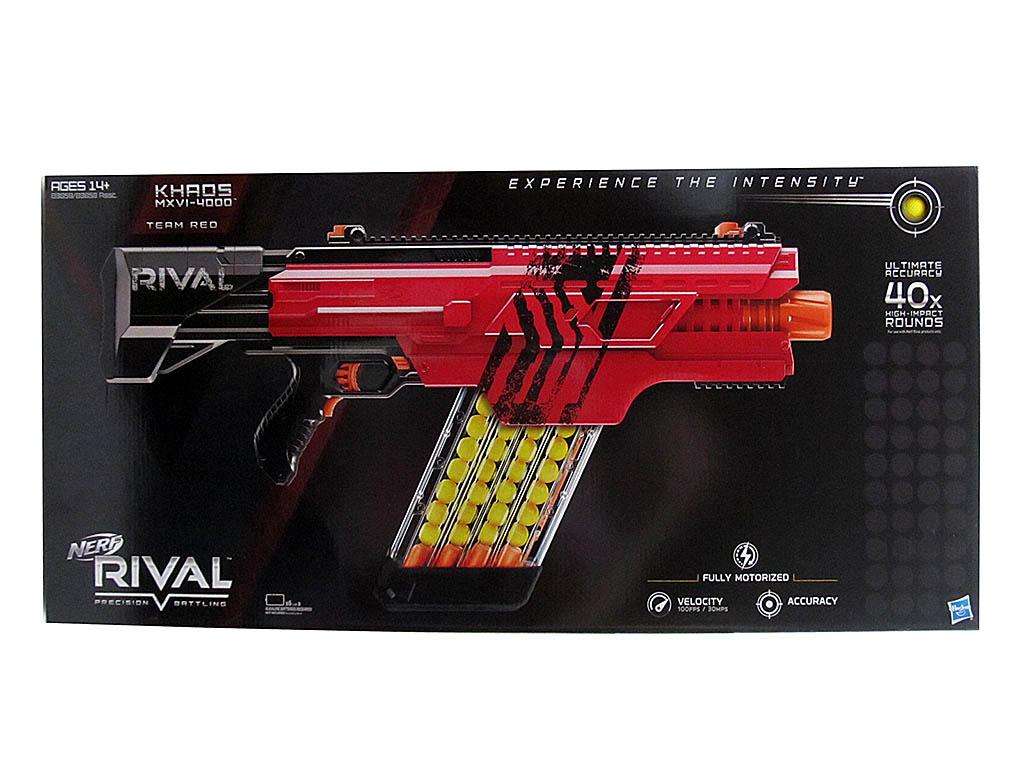Оружие NERF RIVAL 38589510/1552