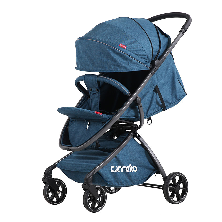 Коляска детская CARRELLO Magia CRL-10401 Denim Blue