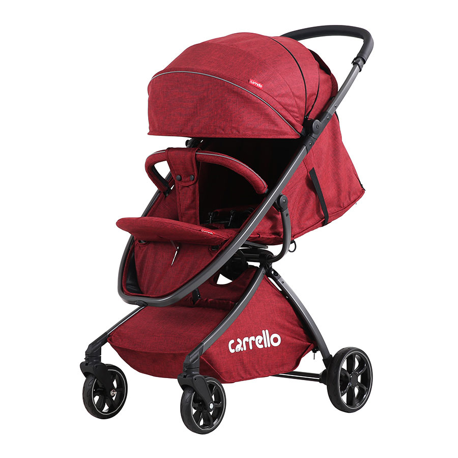 Коляска детская CARRELLO Magia CRL-10401 Garnet Red