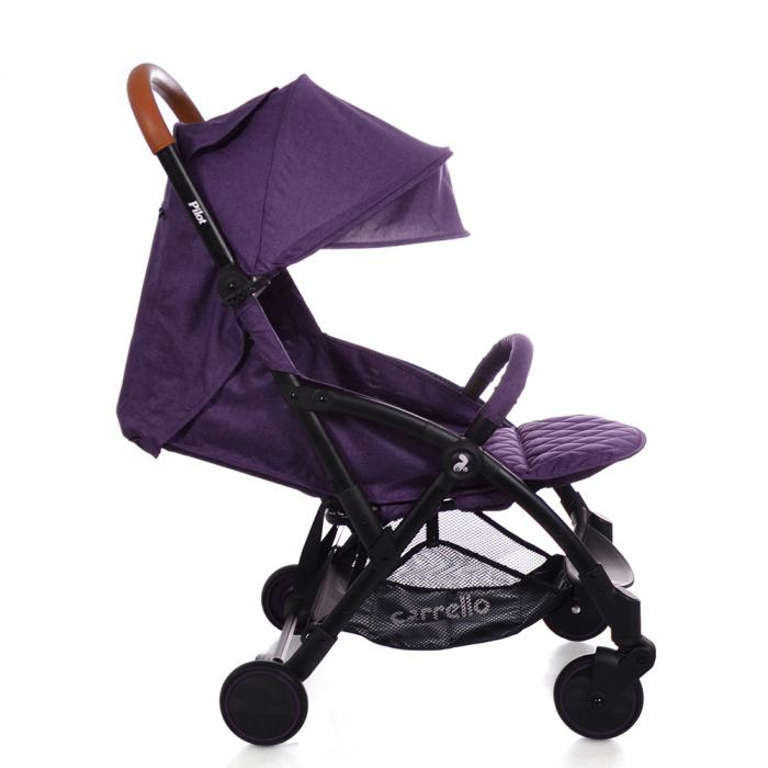 Коляска детская CARRELLO Pilot CRL-1418 Purple Iris