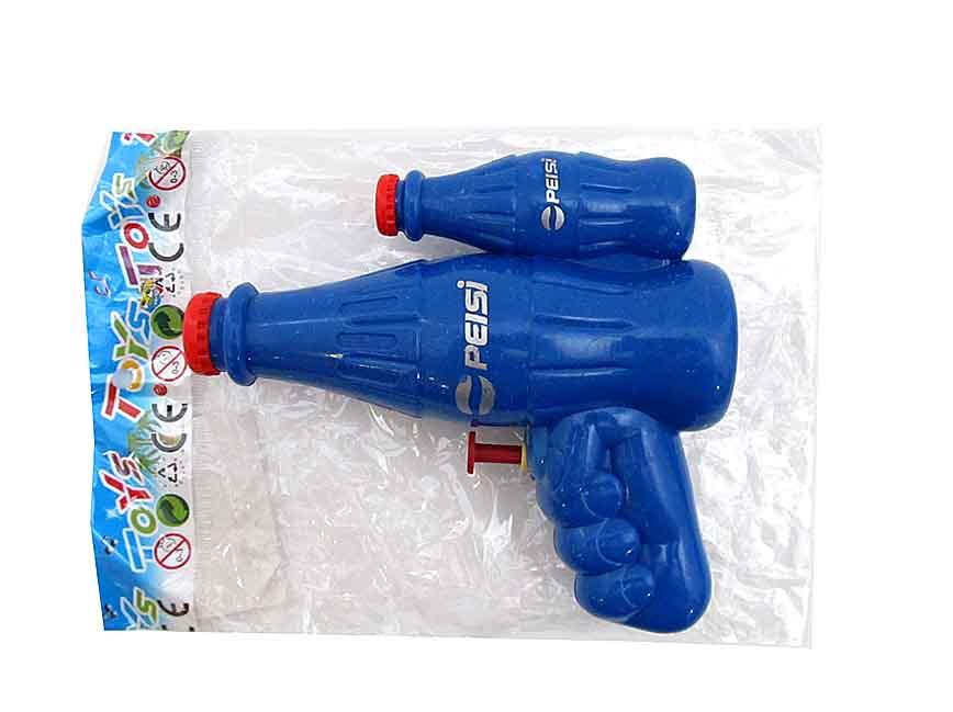 Водное оружие «Бутылка» №ВТ-58/пакет (14*12,5см)