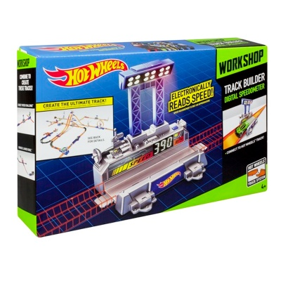 "BGX82 HOT WHEELS Набор ""Суперскорость "" серии ""Объедини  все  треки"" (в асортименте)"