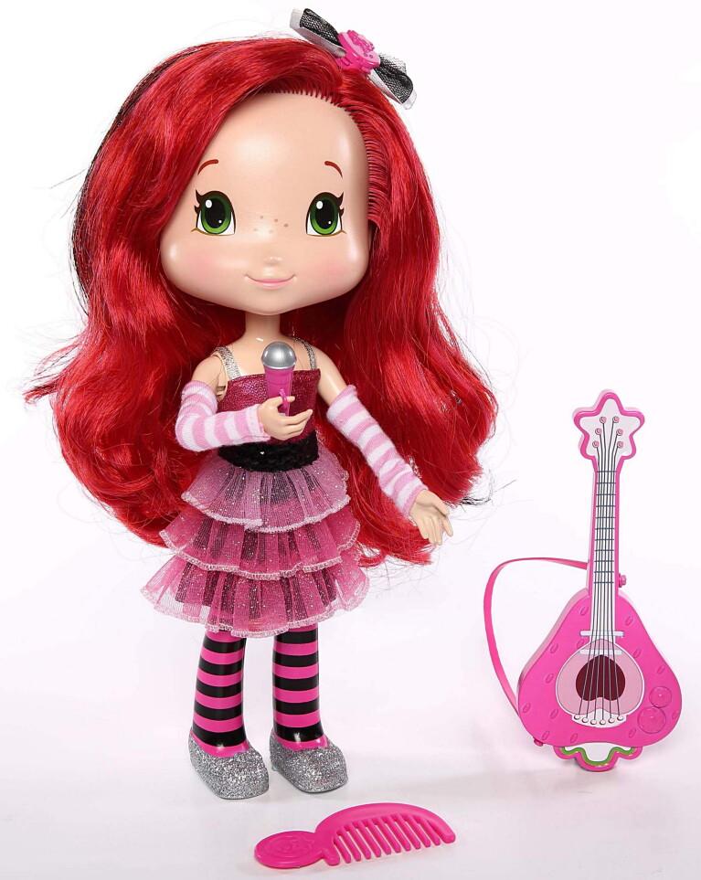 Шарлотта Земляничка Кукла Земляничка 28 см с акс.12220